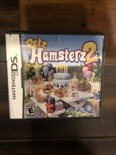 Petz Hamsterz 2 Nintendo DS Tested Guaranteed Complete Case Manual Game Cart
