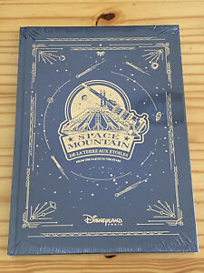 NEW Livre Book Space Mountain  Disneyland Paris Francais English Neuf Disney DLP