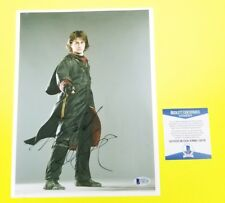 """Daniel Radcliffe signed Harry Potter 8""""X10"""" photo Beckett Certified with BAS COA"""