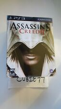 Assassin's Creed 2 II Master Assassin Limited Edition (Playstation 3 PS3) NEW US