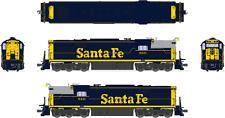 Broadway limité 4880, HO ALCO RSD-15 ATSF#810 , bleu/jaune, paragon3 SONDE DCC