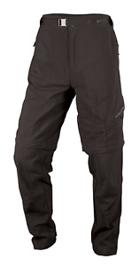 Endura Hummvee Zip Off Trouser 2 black (Size Large Only)