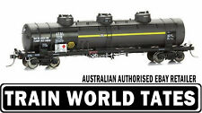 Southern Rail Models SA 10,000 GAL TANK CARS 3 CAR SET BP 1988-1992 3 X 3 DOME