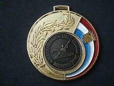 Croatian Canoe Federation, 1996 Championship, medal, plaque; rowing