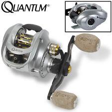 Quantum Vapor 101 SPT Rolle - Baitcaster Multirolle zum Spinnangeln, Spinnrolle