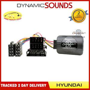 CTSHY010.2 Adaptateur Contrôle de Direction Patch Gratuit pour Hyundai i30 (