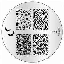 konad Image Plate M94 Disc Stamping Nail Art UK