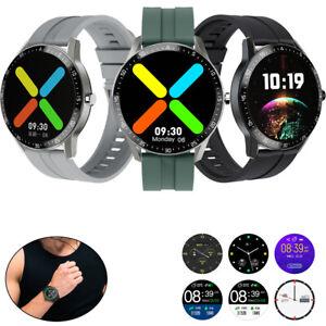 Bluetooth Smart Watch Bluetooth Music Control Armbanduhr für iPhone Android
