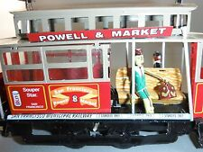 Tin Toy - San Francisco Tram - Wind Up