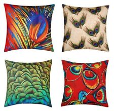 "100% Cotton Decorative Cushions 18x18"" Size"