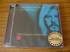 CD Double: Tangerine Dream : The Epsilon Journey Live 2008 : Sealed