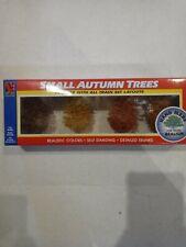Life-Like #1903 Handmade Small Autumn Trees For Scales Ho/N/O/S