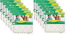 "(12) ea Flanders Naturalaire 84858.012022 20"" x 22"" x 1"" Furnace Air Filters"