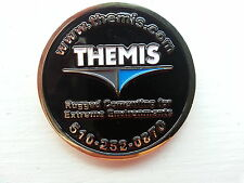 THEMIS / Rugged Computing for Extreme Environments / Military Challenge Coin