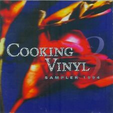 Cooking Vinyl Sampler 1994 /Billy Bragg Jackie Leven Oysterband Michelle Shocked