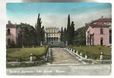 lecco verderio superiore villa gnecchi rusconi cartolina del 1968