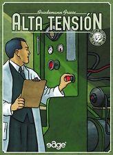 ALTA TENSIÓN (POWER GRID) - JUEGO DE MESA - ESTRATEGIA Y GESTIÓN DE RECURSOS