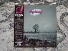 HIGHWAY Highway CD JAPAN OBI mini lp