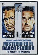 Misterio en el barco perdido (The Wreck of the Mary Deare) (DVD Nuevo)