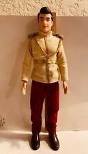 disney  Prince Charming Cinderella Classic Doll Barbie Princess 12''