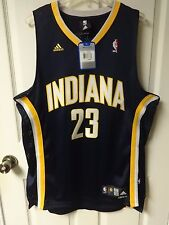 Signed Adidas Stephen Graham # 23 Indiana Pacers Premium Jersey Men L Sewn NWT