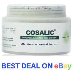 COAL TAR & SALICYLICC ACID OINTMENT COSALIC For PSORIASIS