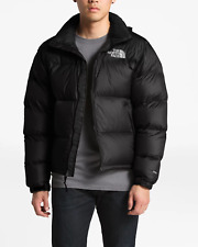 THE NORTH FACE  VINTAGE NUPTSE PUFFY 700 DOWN  JACKET  TNF BLACK MEN'S M