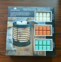 Essenza Himalayan Salt Wax Warmer With Wax Cubes NEW