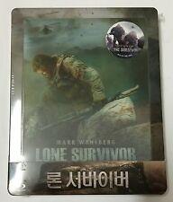 NOVAMEDIA | LONE SURVIVOR | Blu-Ray |Steelbook 1290/1700 Limited | Wahlberg Army
