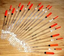 Waggler Floats Fishing x 20 Unloaded Brand New Fine & Wide Tip Fast Free Postage