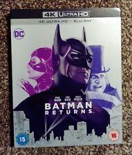 Batman Returns (1992) 4K UHD & Blu-ray
