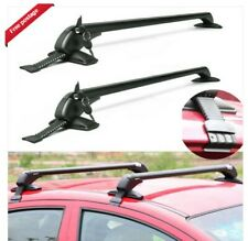 Lockable Car Roof Bars Rack 120cm Long NEW Kia Sorento 5 Door 4x4 2003