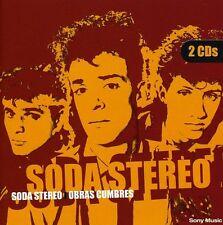 Soda Stereo - Obras Cumbres [New CD] Argentina - Import