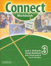Connect Workbook 3, Hutchins, Lisa A., Sandy, Chuck, Barbisan, Carlos, Richards,