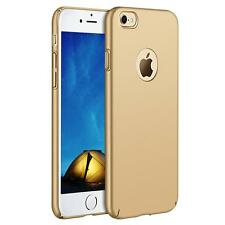 Apple iPhone 5 5S SE Hülle Tasche Case Cover Handy Backcover Handyhülle Gold
