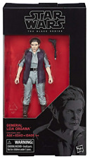 "D3 100 Hasbro Star Wars Black Series 6"" #52 General Leia Organa"