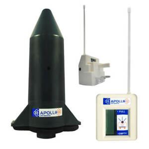 Apollo Ultrasonic Oil Tank Level Monitor / Gauge