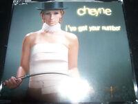 Cheyne Coates (Madison Avenue) I've Got Your Number CD Single – Like New