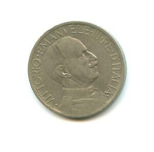 Italie 2 lire Victor Emmanuel III 1924 R n°E2273