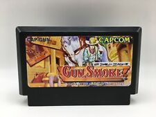 Gun Smoke Famicom FC NES REPRO [NEW]