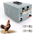 Automatic Chicken Debeaker Electric Poultry Debeaking Beak Cutting Machine 110V