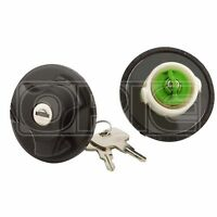 Polco Locking Fuel Cap - Easy to Fit : wear-resistant compund (POLC10104)