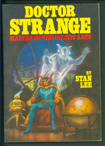 Doctor Strange Master of the Mystic Arts by Stan Lee TPB Fireside 1979