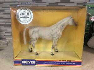 Breyer Abdullah 1989 Limited Edition Champion Trakehner #817 NIB