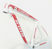 KB Magnesium Alloy Mountain Bicycle Frame, Red.