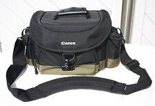 Canon Deluxe Gadget 10EG SLR-Kameratasche für 1-2 Gehäuse, 5-8 Objekt. + Zubehör