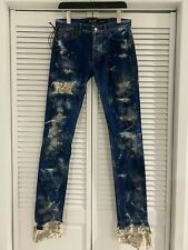 """Fagassent """"Blue Shepherd"""" jeans, $850+ made in Japan Toshiki Aoki Fagassent"""