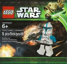 Lego Star Wars Clone Trooper Lieutenant 5001709-Polybeutel Brandneu in OVP