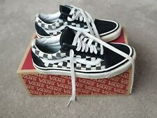 Vans old skool checkerboard UK 6