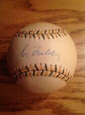 GREG MADDUX Autographed Signed Rawlings OAS 1994 All-Star Baseball JSA